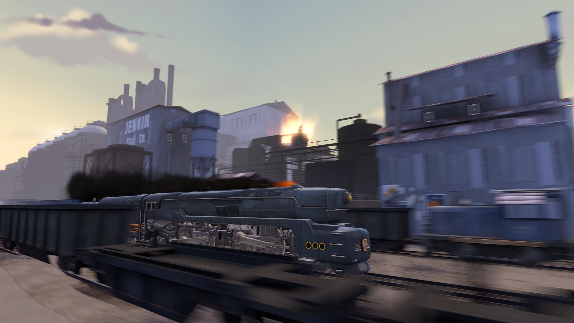 Steam Workshop :: Steam Train PRR T1 Locomotive