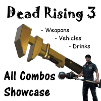 Steam community dead rising 3 dead rising 3 all combo blueprints showcase malvernweather Image collections
