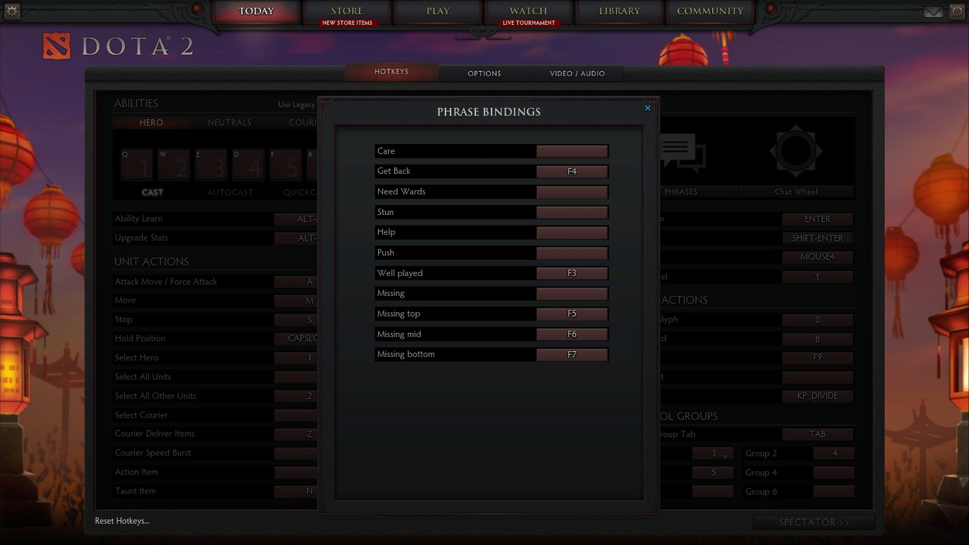 steam toplulu u rehber updated dota 2 control set up guide