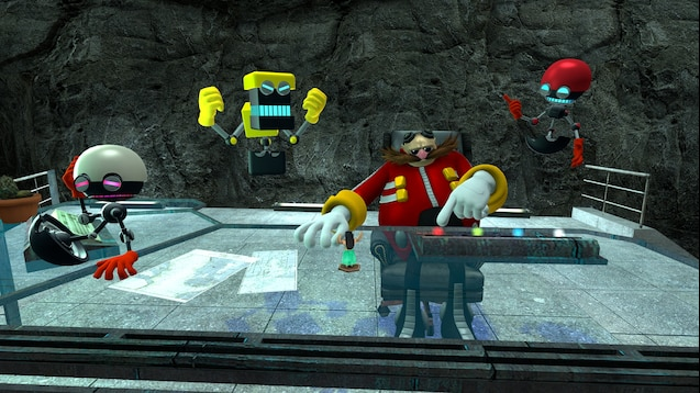 Steam Workshop :: Sonic the Hedgehog - Others pack [Ragdolls]