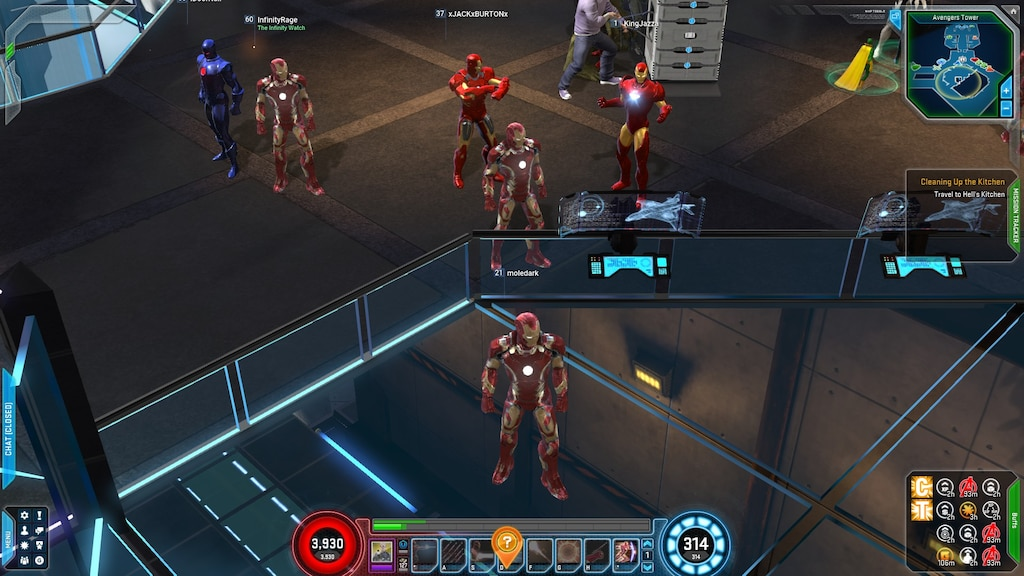 Steam Community :: Screenshot :: Free Iron Man Costume in