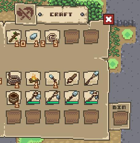 Forsaken Isle Crafting Guide