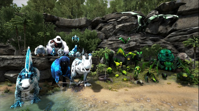 Steam Workshop :: Annunaki Genesis (v3 21 0)