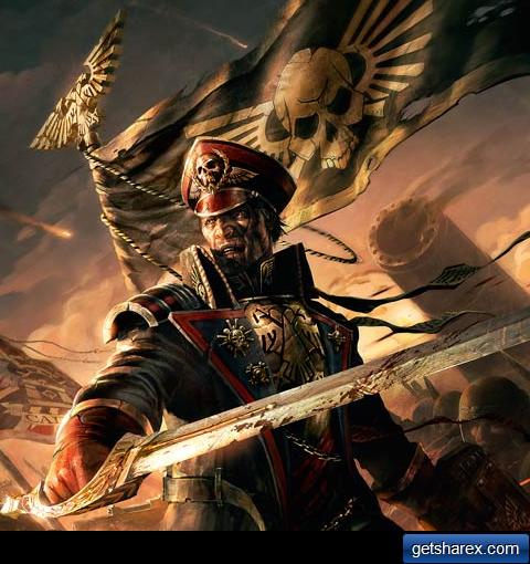 Steam Workshop :: Warhammer 40k RP: Imperial Guard - www