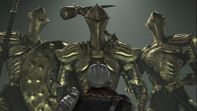 Steam Workshop :: DARK SOULS 2: Ruin Sentinels pack