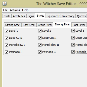 witcher enhanced edition cheat engine