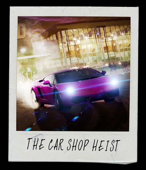 car shop heist payday 2 guide