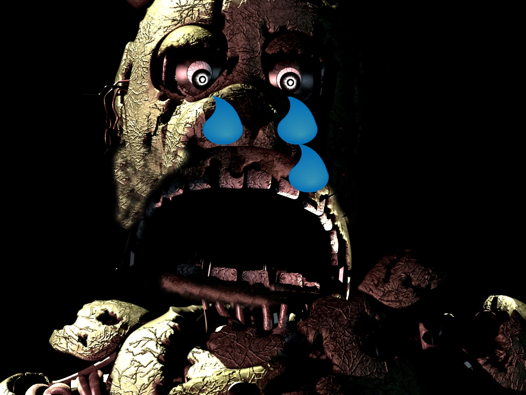 Steam Community Crying Springtrap