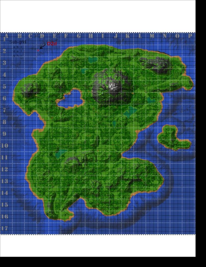 Steam Community :: :: Grid Map