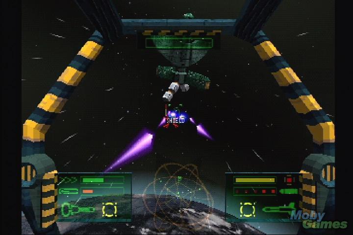 Colony Wars PS1 ROM #6