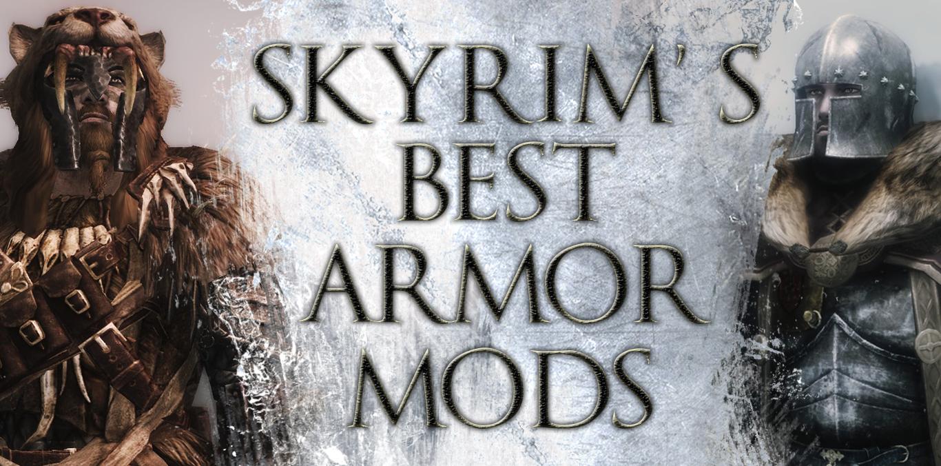Steam Workshop :: Skyrim's Best Armor Mods