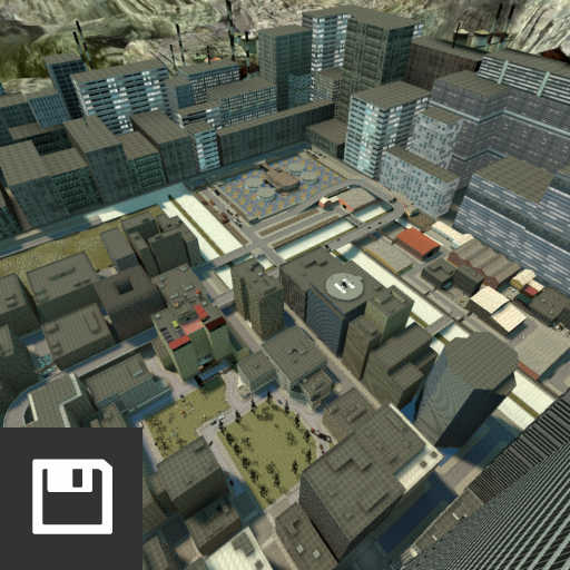 Big City Zombie Survival!