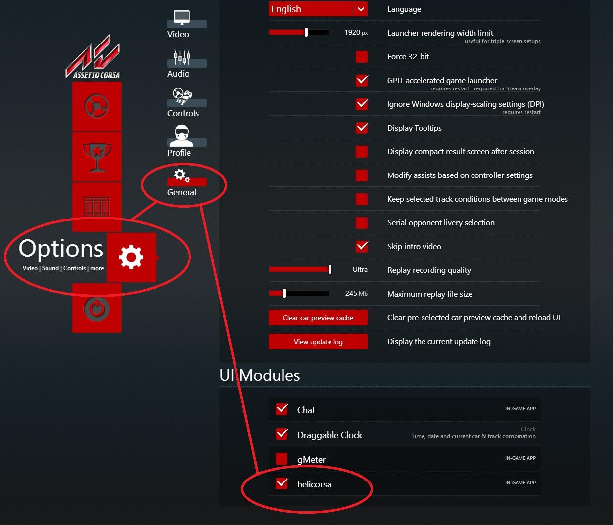 Comunidad Steam :: Guía :: Helicorsa Guide