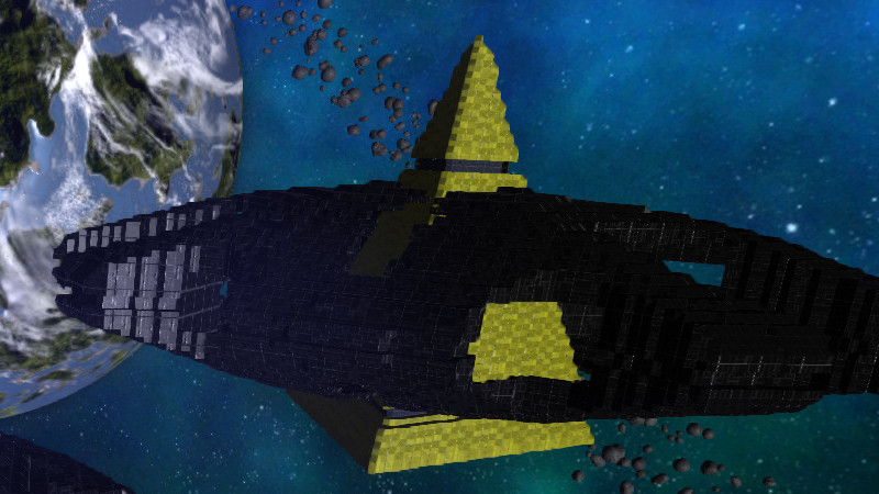 Stargate Ha'tak
