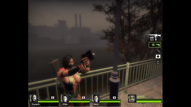 Steam Workshop :: Jade from Mortal Kombat (Rochelle)