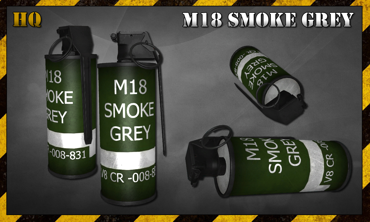 Steam Workshop :: Black F1 grenade |Updated!|