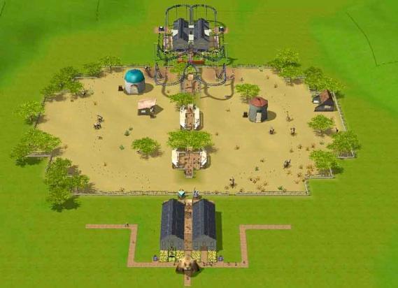 Steam Community :: Guide :: Scenario Guides: Scrub Gardens (Wild 1)