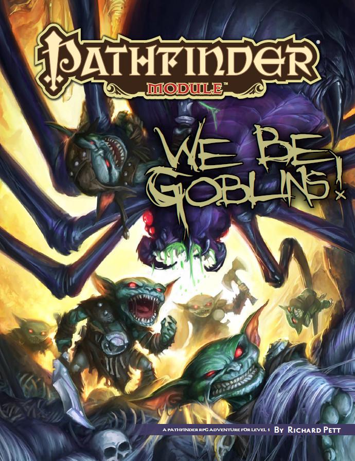 Pathfinder We Be Goblins Pdf