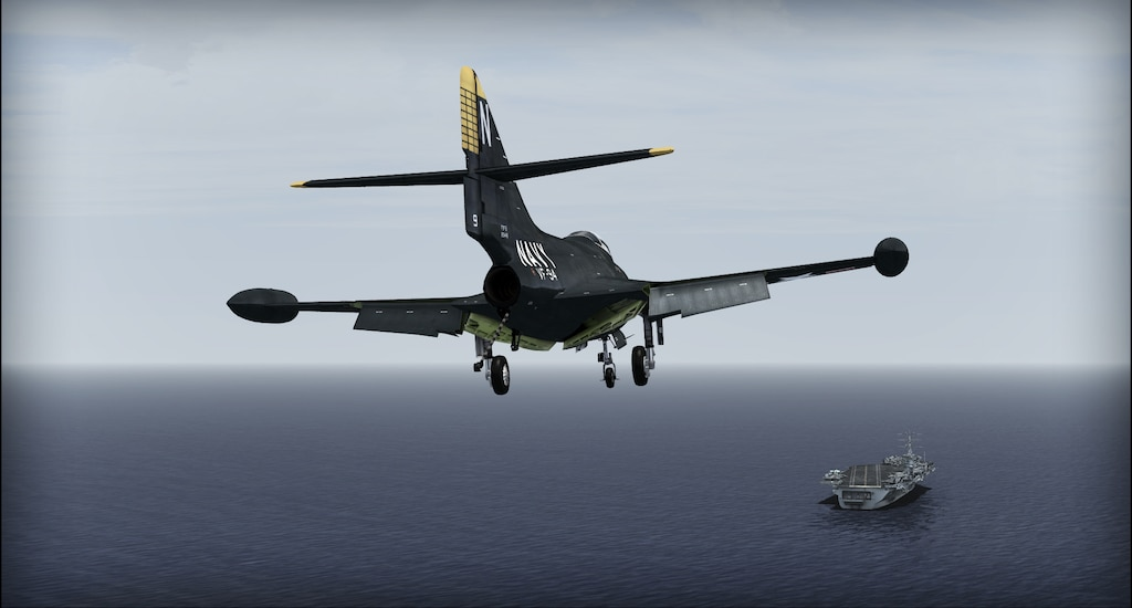 Steam Community :: :: F9F Carrier Ops # 1