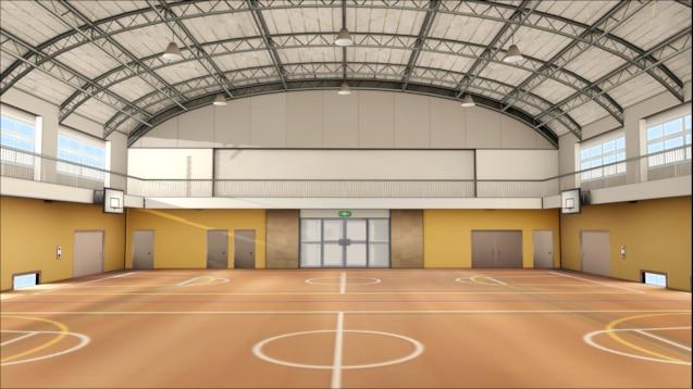 Steam Workshop :: School Gym