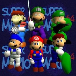 Steam Workshop Mario Super Mario 64
