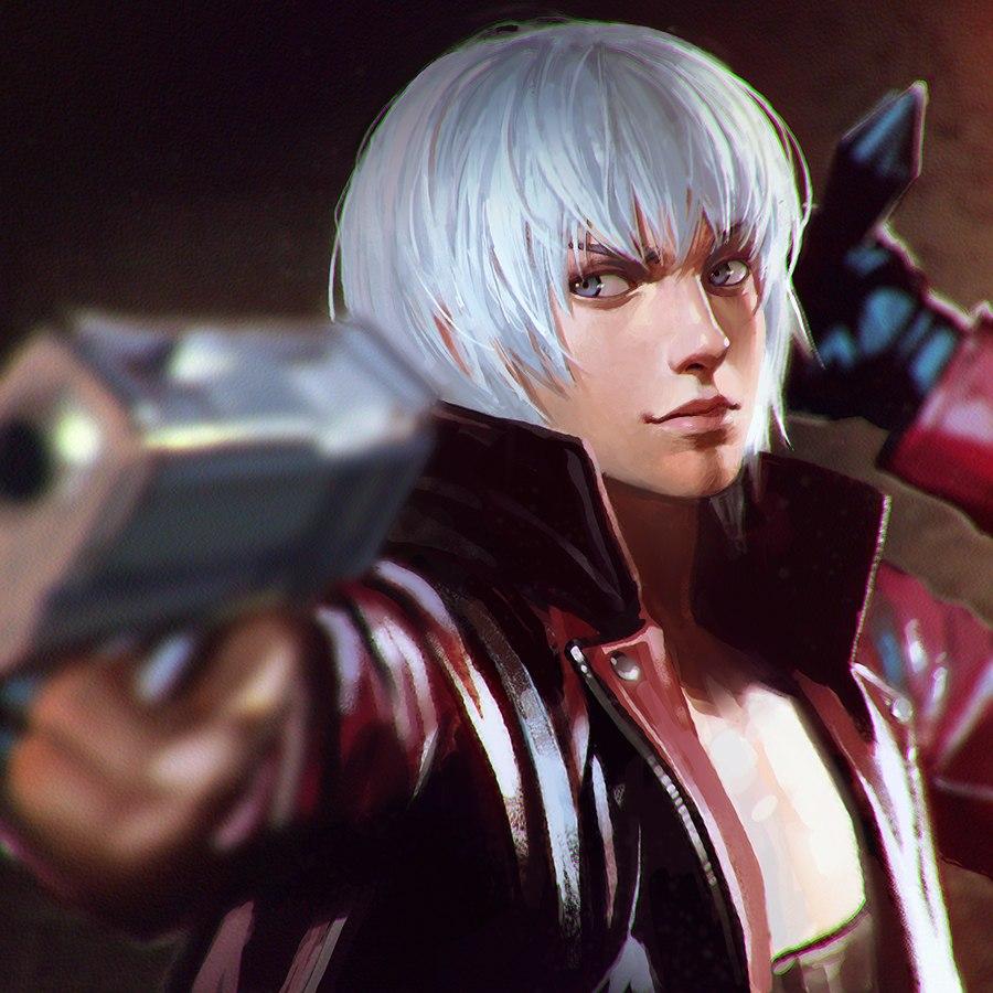 Steam Community Dante Art