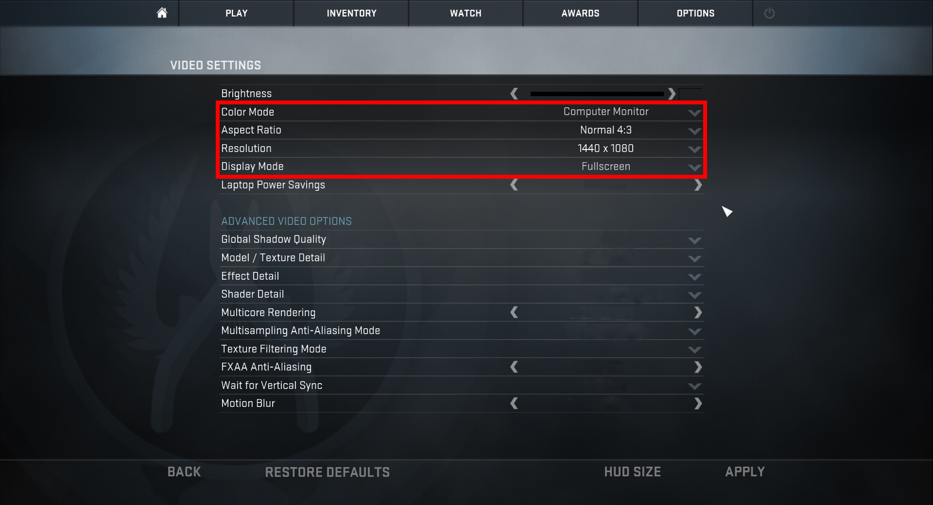 Steam Community :: Guide :: 4:3 Stretched, high quality