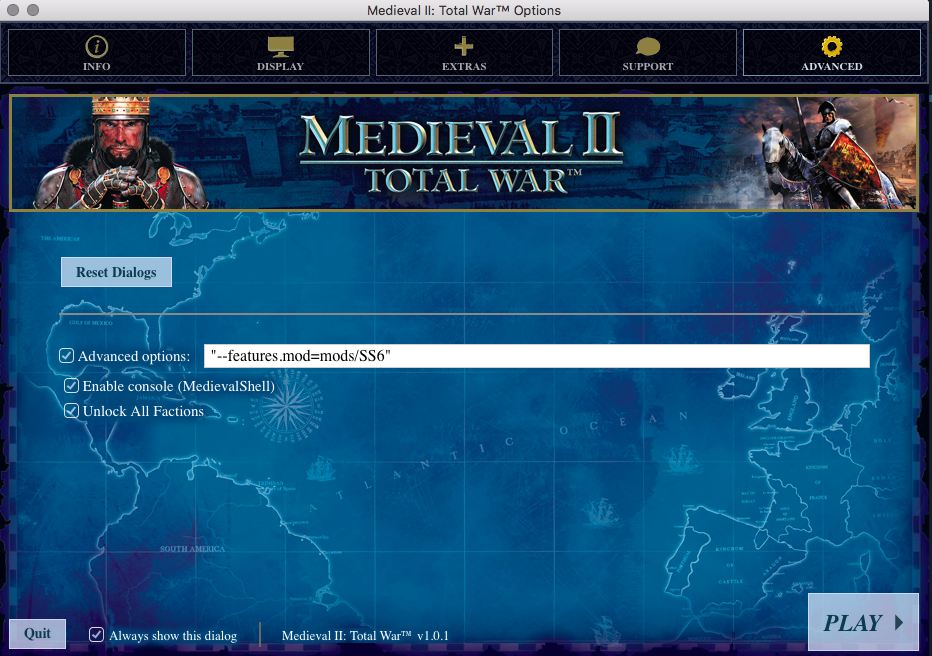 Steam Community :: Guide :: Medieval II: Mac Modding