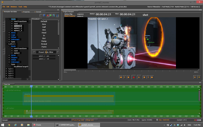 Steam Community :: Guide :: Portal 2 Source Filmmaker [IFM]