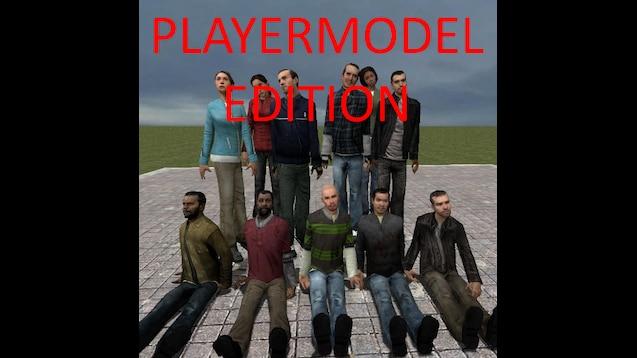 Steam Workshop :: Citizen Models Hexed Players