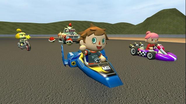 Steam Workshop :: Mario Kart 8: Villagers & Isabelle [Ragdolls]