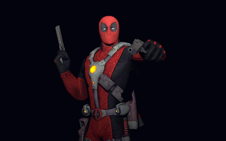& Steam Workshop :: Marvel Ultimate Alliance 2 Deadpool [P.m]