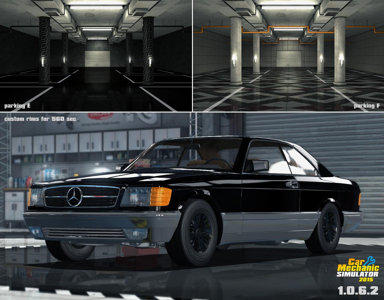 Car Mechanic Simulator 2015 Mods >> News All News