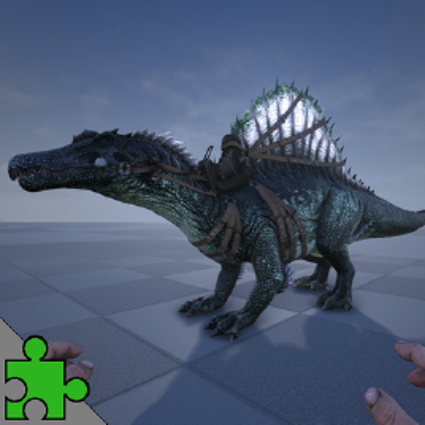 Steam workshop tiny spinosaurus v134 malvernweather Images