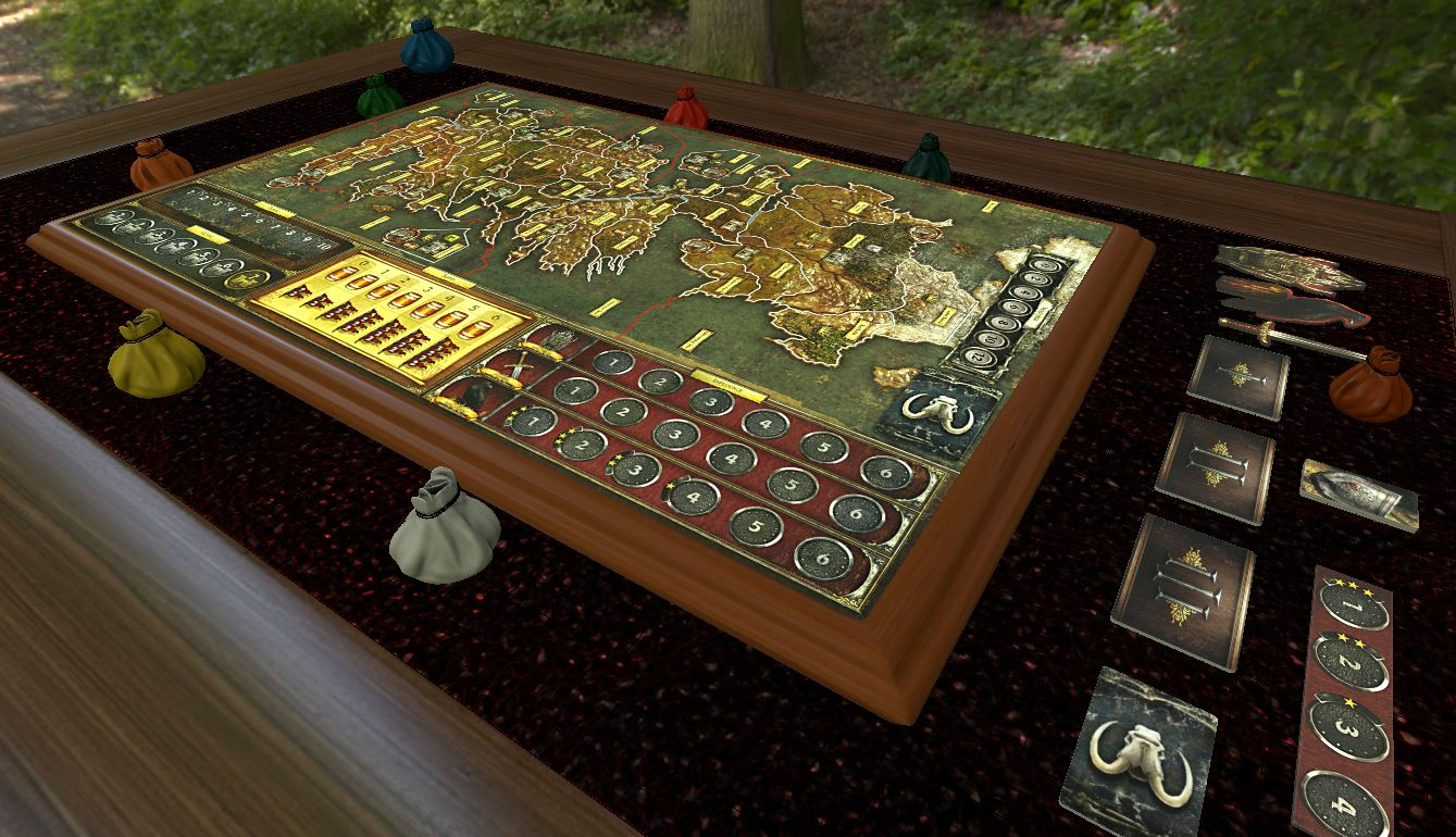 Steam Workshop A Game Of Thrones The Board Game Second Edition Complete