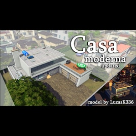 steam workshop casa moderna 4x4 lvl4 lres