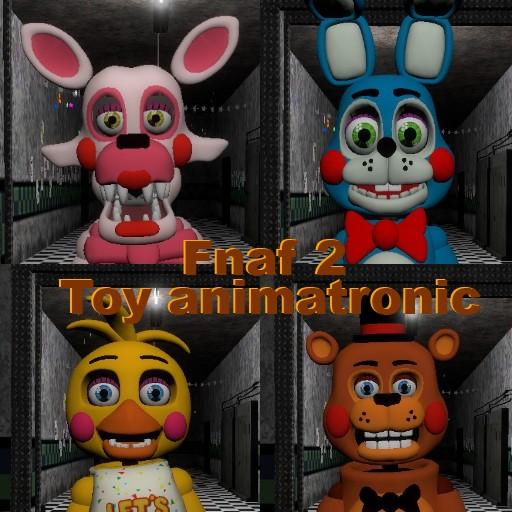 steam workshop fnaf 2 toy animatronics npcs