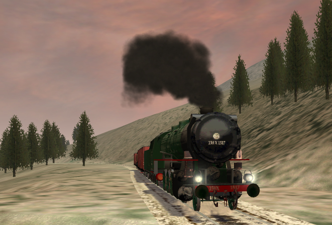 08 11 – Screenshots MSTS Vintage – Steamtrains Unlimited Campus