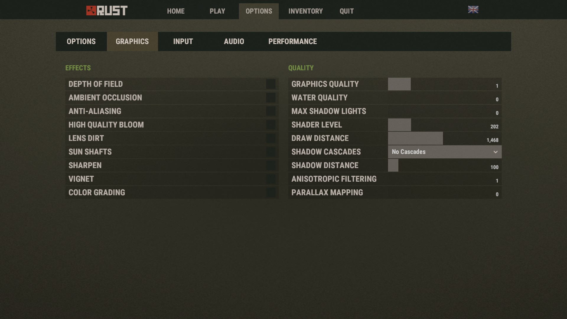 Forex steam best settings