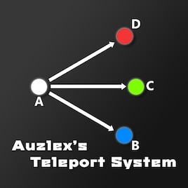 Steam Community :: ATS - Auzlex's Teleport System :: Comments
