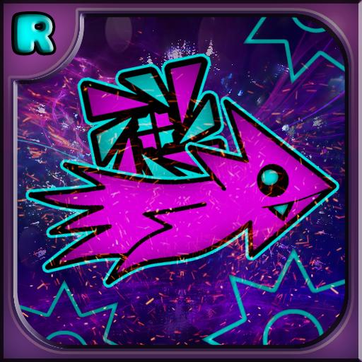 Steam Community :: :: Geometry Dash Icon (Riot