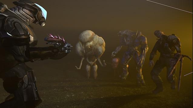 Steam Workshop :: Halo Flood Pack [Part 1]