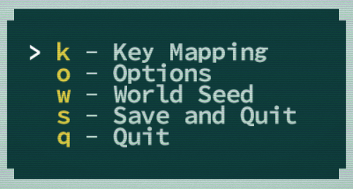 Caves Of Qud World Map.Steam Community Guide Options And Key Mappings