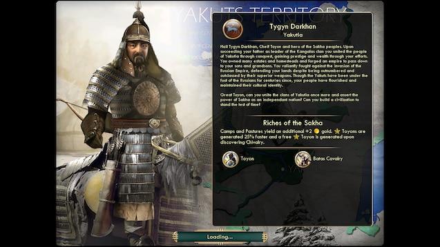 Steam Workshop :: Yakutia Civilization