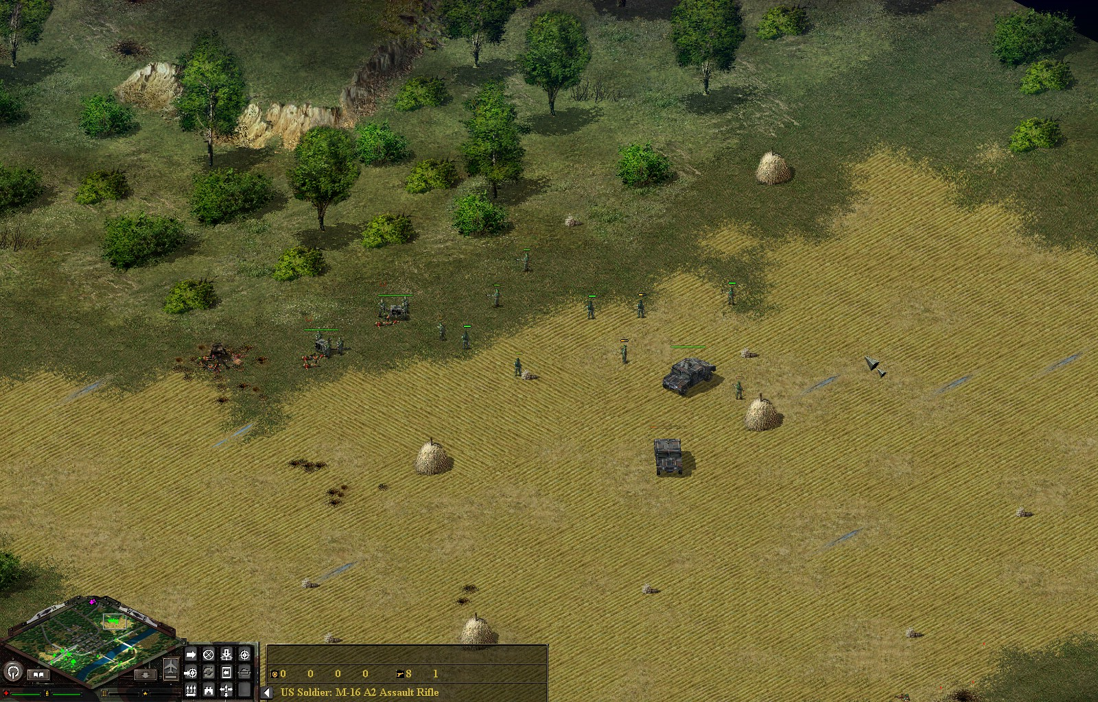 blitzkrieg anthology mods