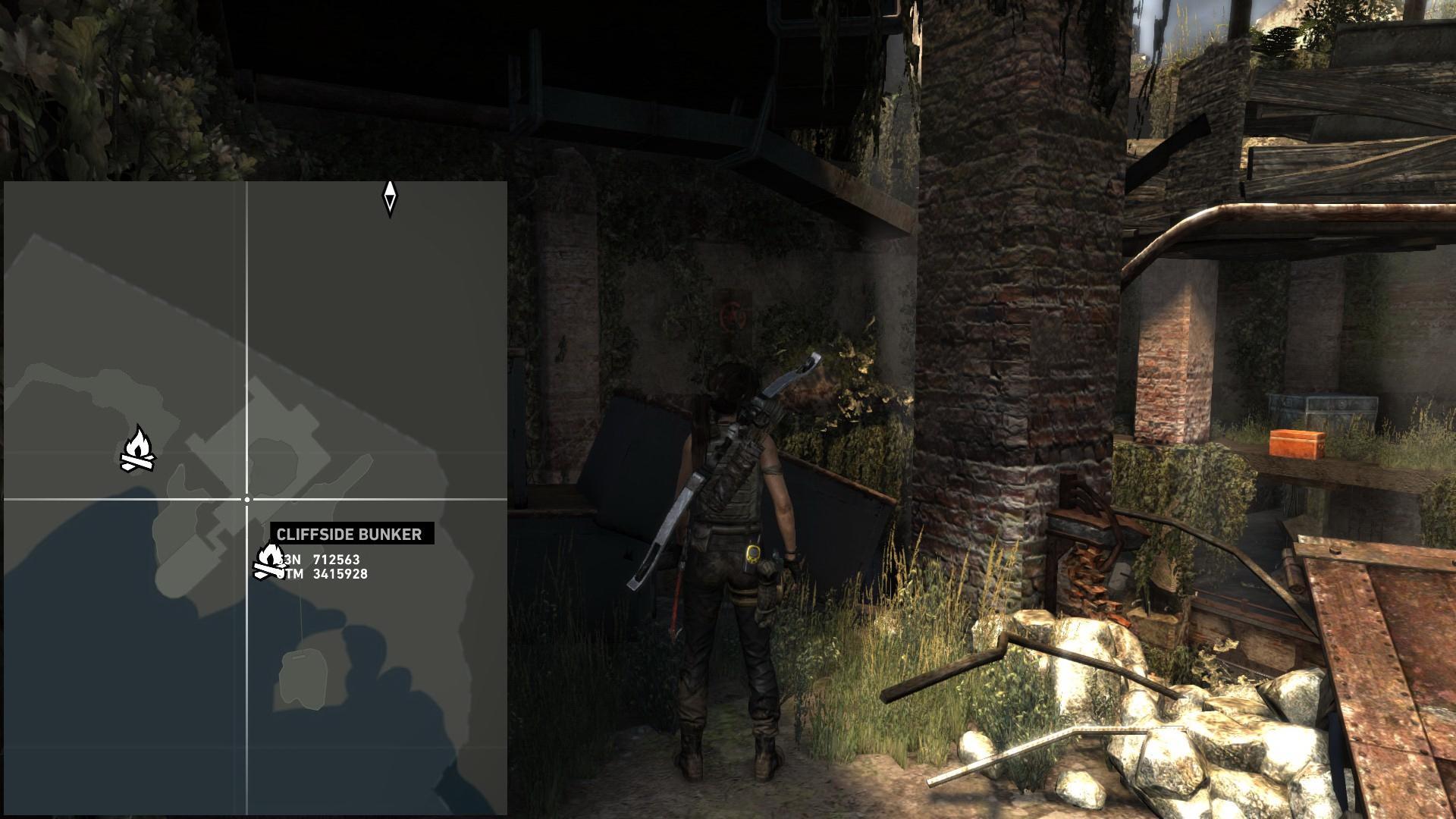"Challenge: ""Previous Inhabitants"" (Cliffside Bunker) image 14"