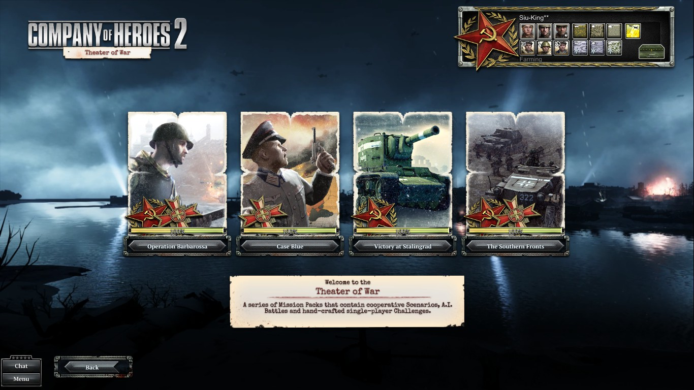 Coh 2 Case Blue : Steam community :: guide :: theater of war general 12 dec 2015