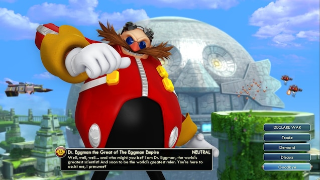 Steam Workshop Eggman Empire Civilization G K Or Bnw