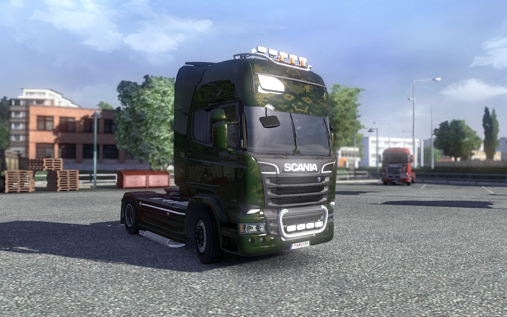 Steam Community :: Screenshot :: Scania Steamlline Topline R730 (730