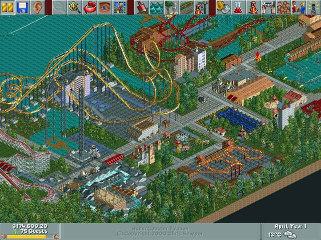 Steam community screenshot six flags worlds of adventure steam community screenshot six flags worlds of adventure recreation it was a former park outside of cleveland ohio gumiabroncs Images